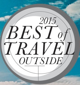 Outside Magazine Best of Award Winner Pure Adventures