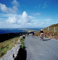 self guided ireland cycling tour