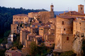 Sovana and Sorano Italy Tuscany bike tours