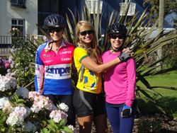family cycling tours