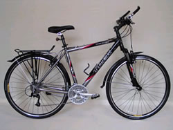 Czech trek 7300 bicycle