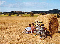 Girona spain bicycle tour