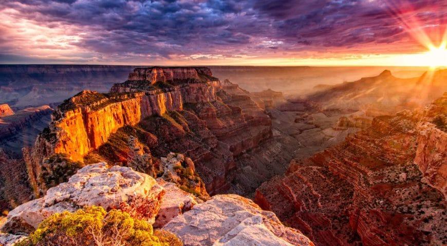 Grand_Canyon_sun_set