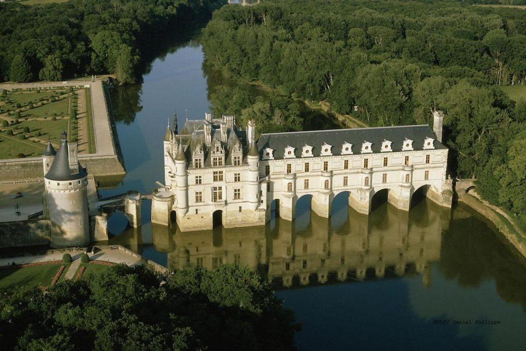 Castle Chenonceau, Loire Valley, France