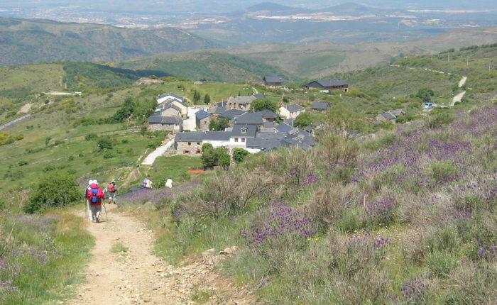 Walking tour of the Camino