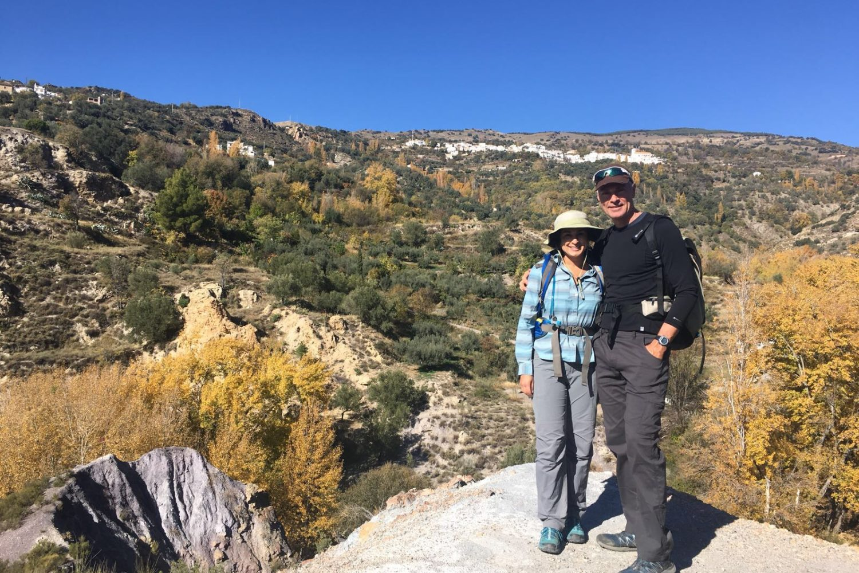Pure Adventures Hiking tour - the Alpujarra region of Spain