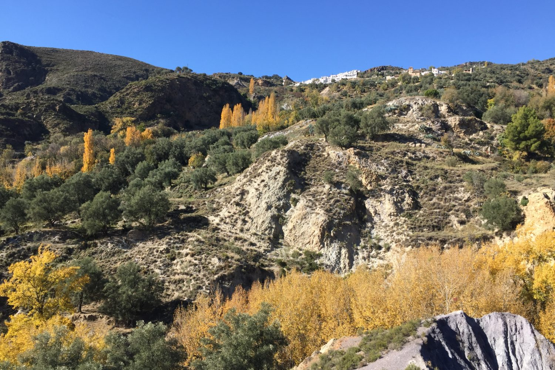 Hiking the Alpujarra region of Spain