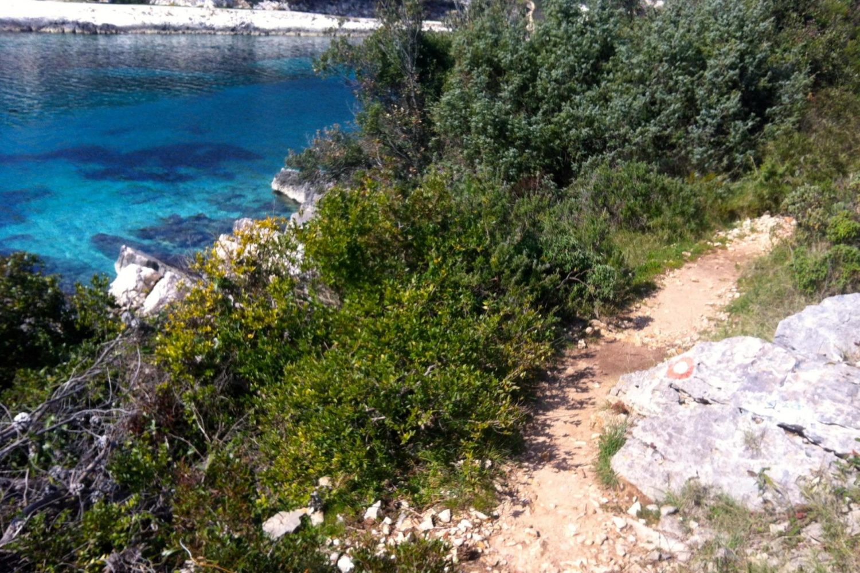 Self guided hiking tour of Croatia's Dalmation Coast