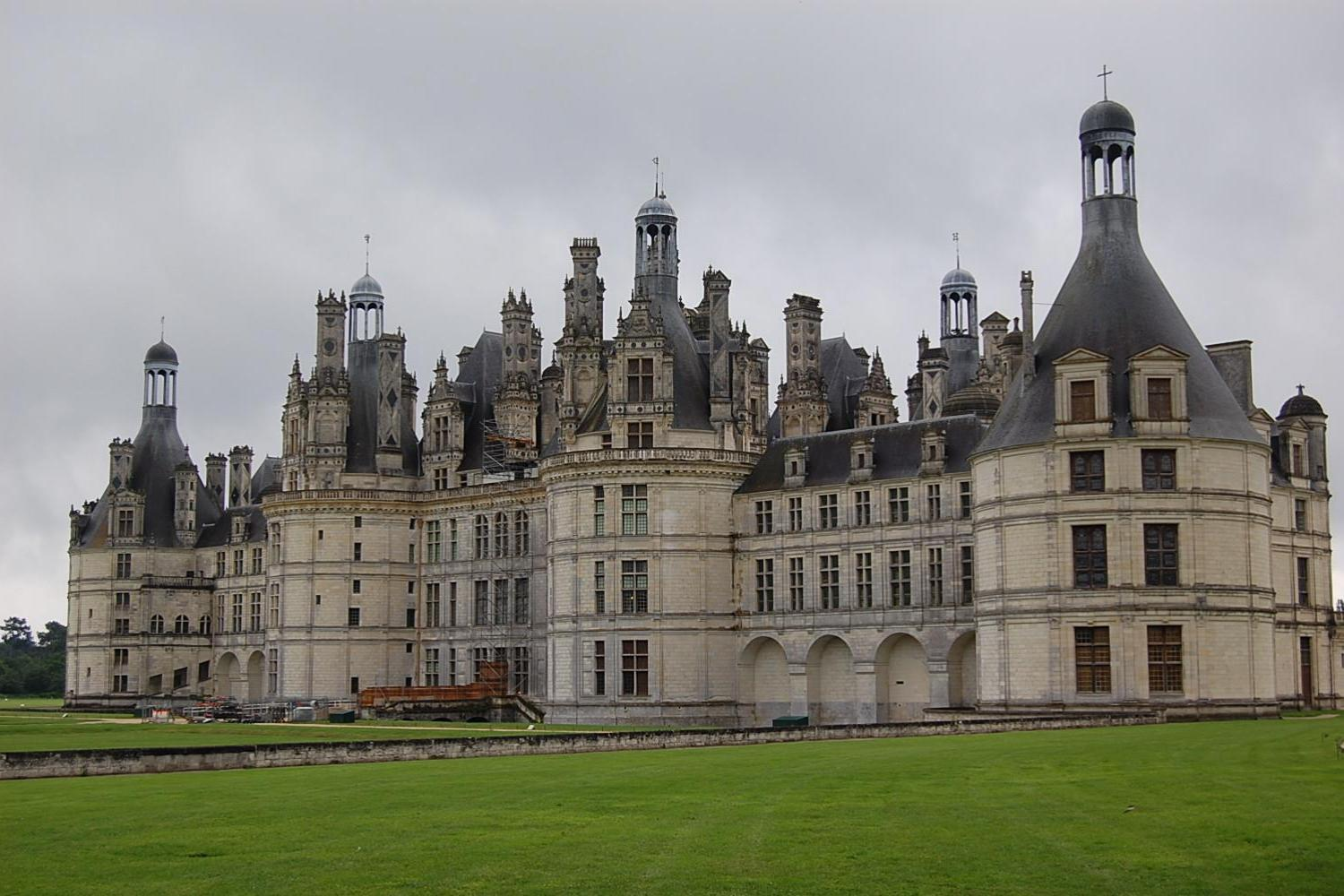 Self guided cycling tour of France's Royal Loire Valley