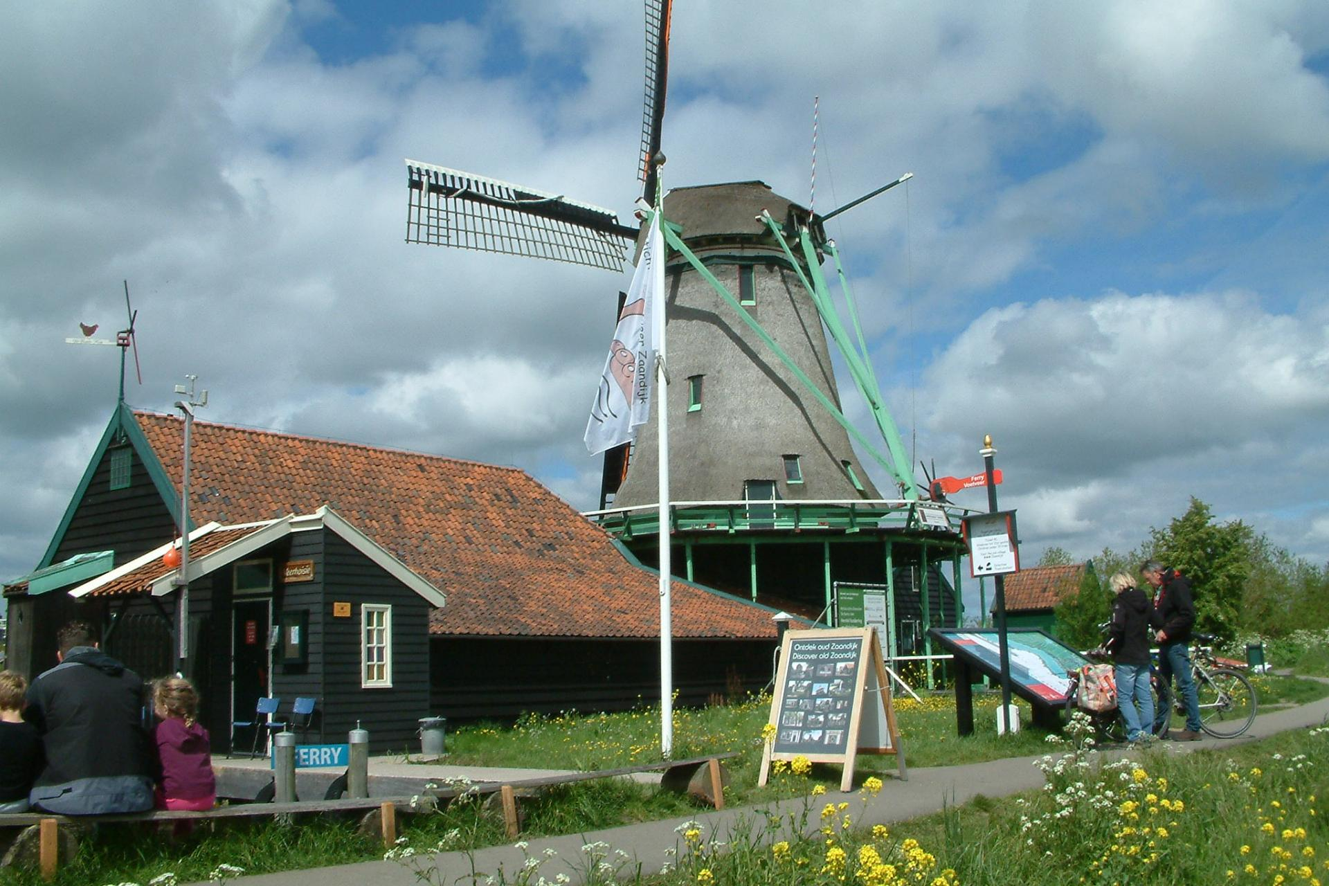 Holland - Dutch Highlights self-guided bike tour with Pure Adventures