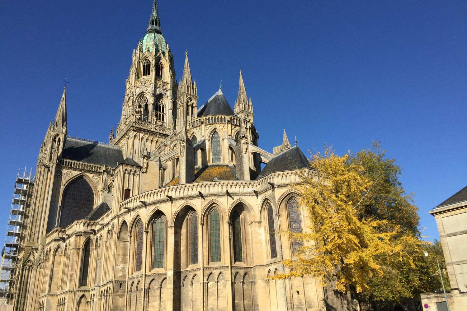 Self guided bike tour of Normandy visits Bayeux and other historical villages