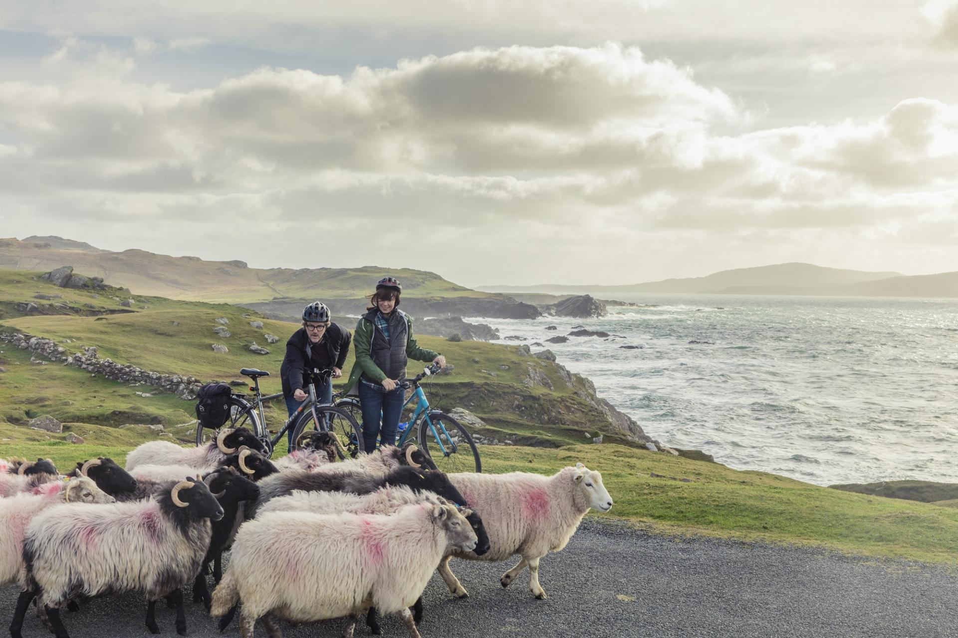 Self-Guided Bike Tour On The Wild Atlantic Way of Ireland