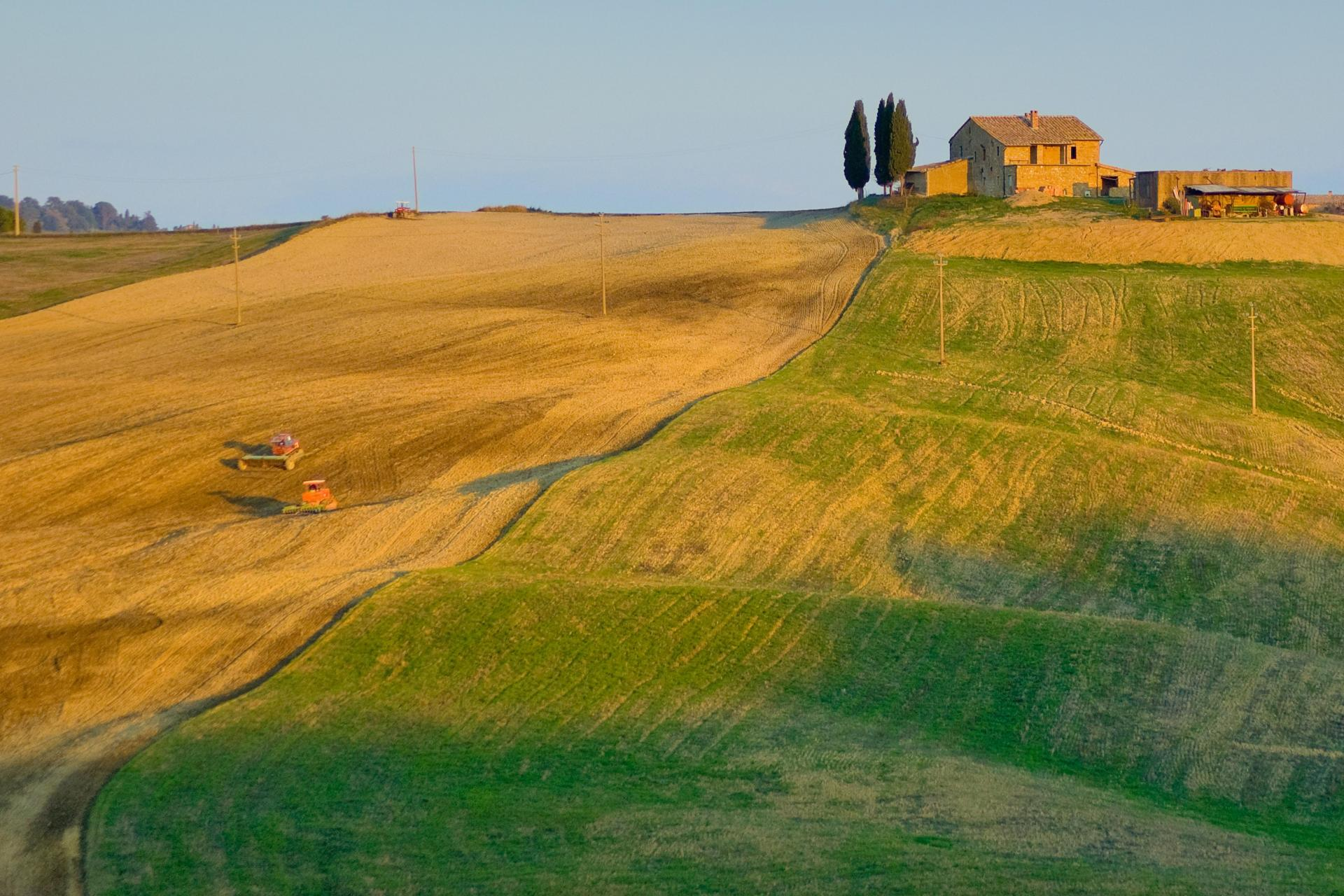 Self-guided bike tour of Italy's Etruscan Treasures
