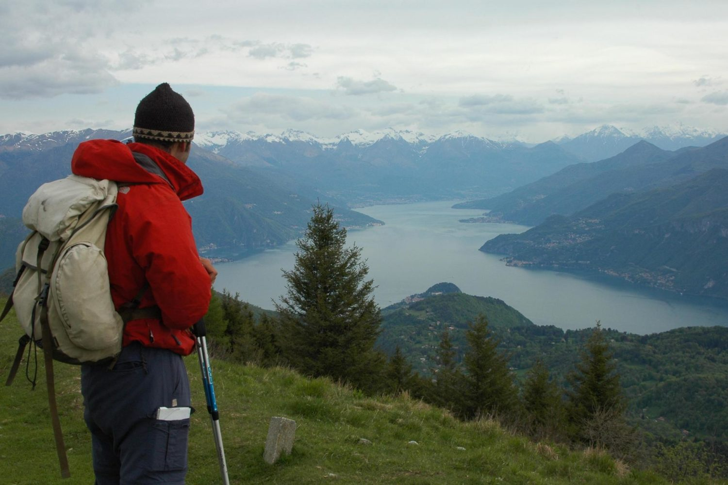 Italy Lake Como self guided hiking tour with Pure Adventures