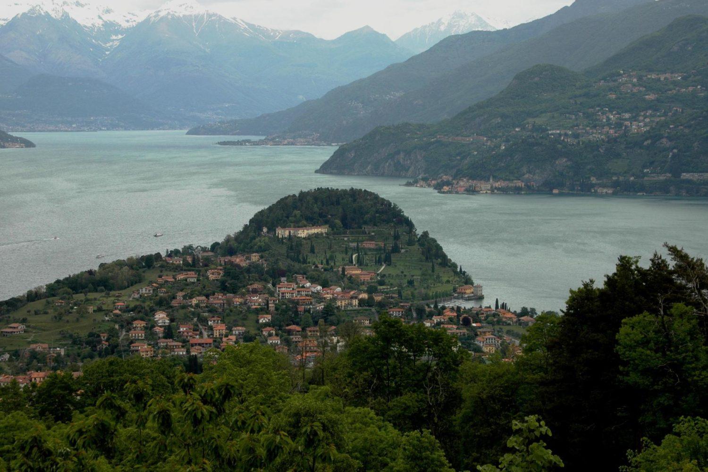 Italy Lake Como self guided hiking tour