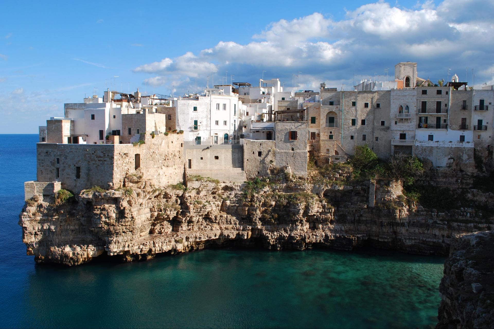 Cycling Italy's Matera to the Sea, self guided tour