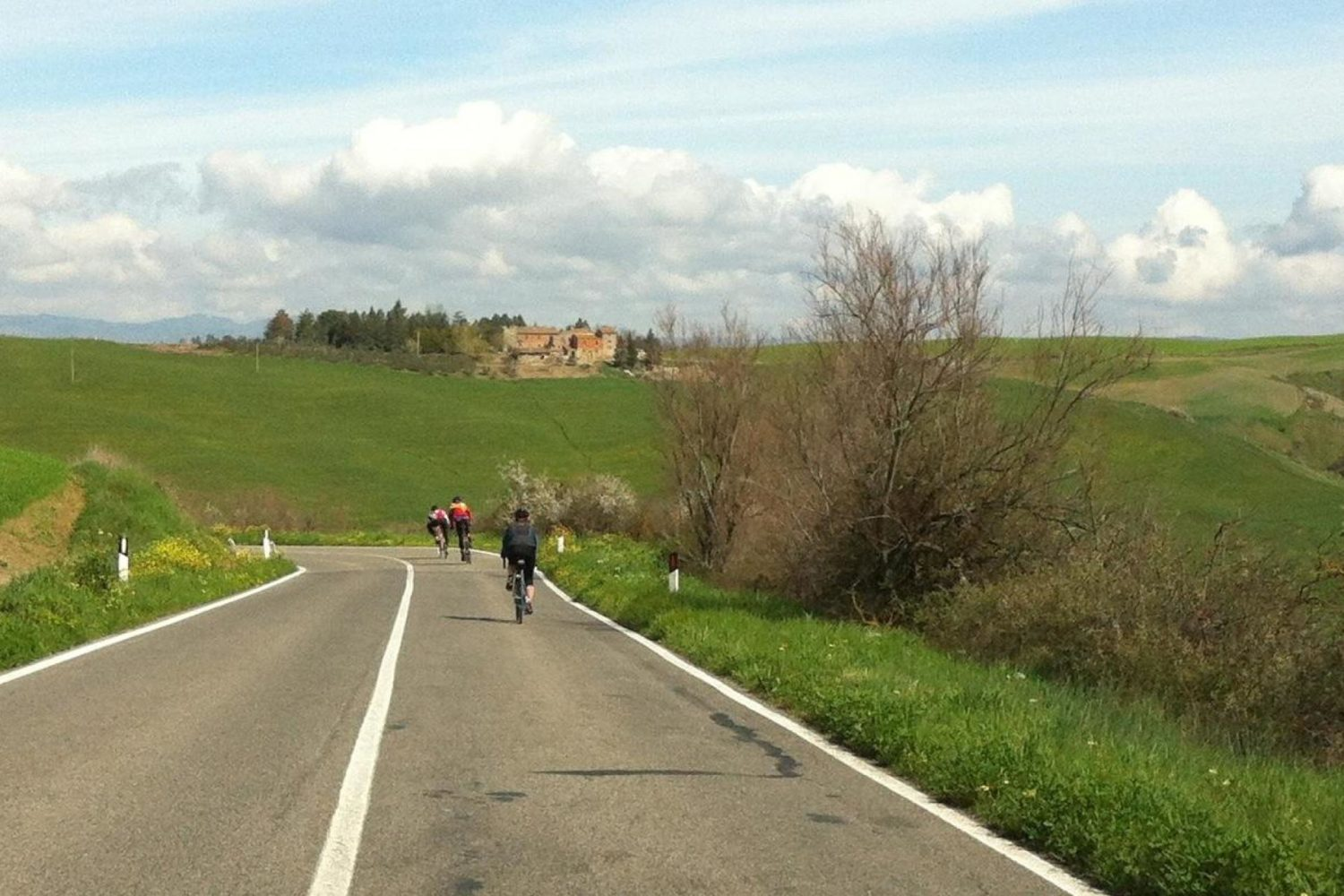 Italy - Tuscany Cycling Tour Escape from Pure Adventures