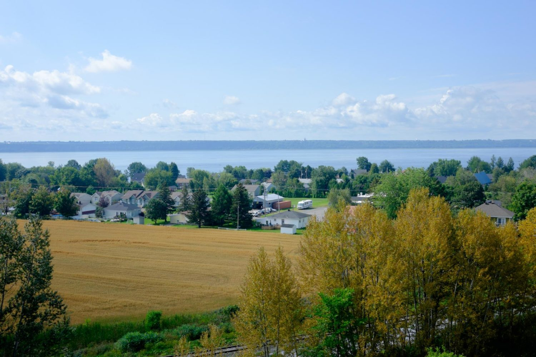 Beautiful landscape in this region