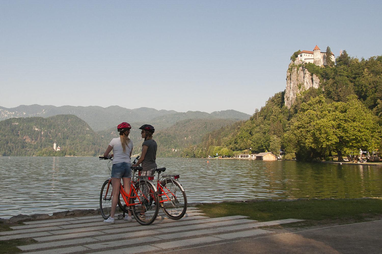 Cycling tour of Slovenia, Alpes to Sea