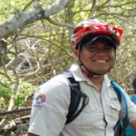 Galapagos guide Daniel Solano