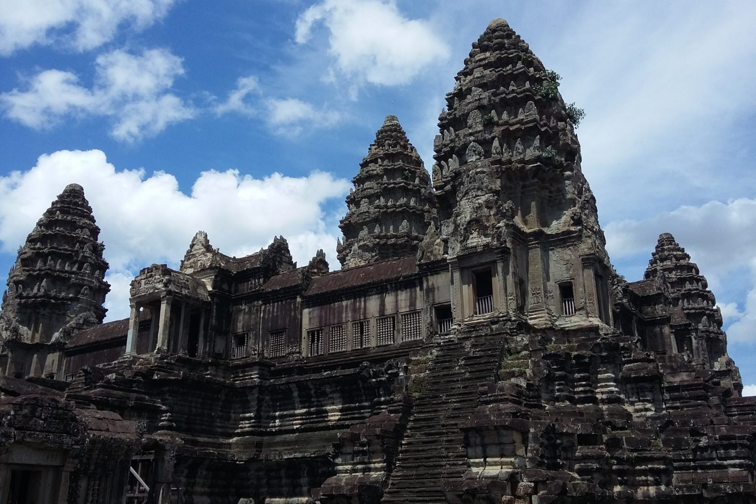 Tour of Cambodia with Pure Adventures