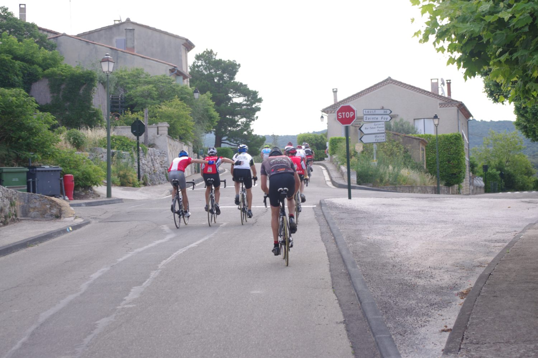 Provence bike tour Lavender Route