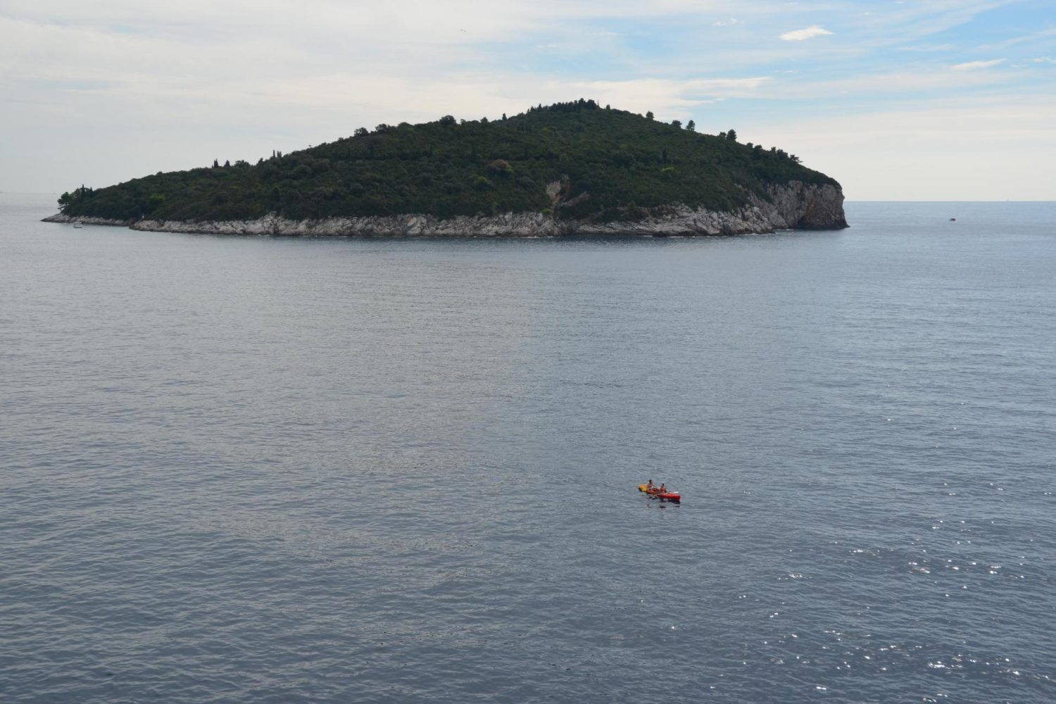 Touring Croatia by boat and kayak with Pure Adventures