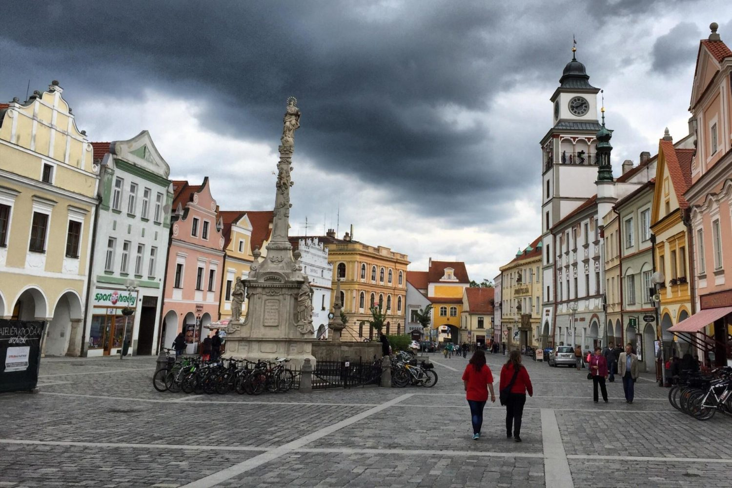 Czech Republic self-guided cycling tour from Vienna to Prague