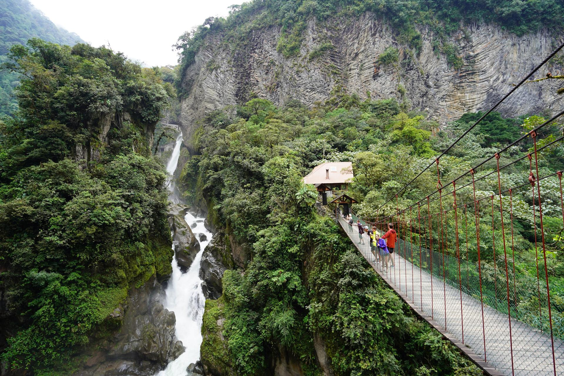 Ecuador multi sport adventure tour for families and teens