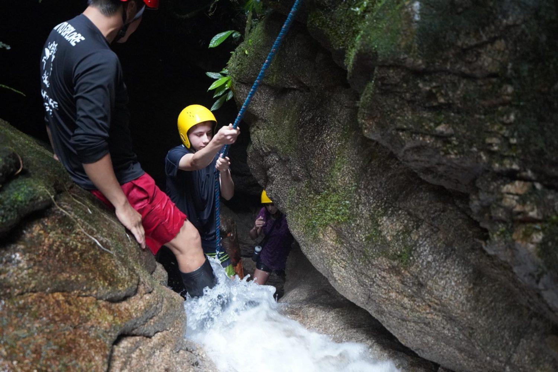 Ecuador multi sport adventure tour for families and teens