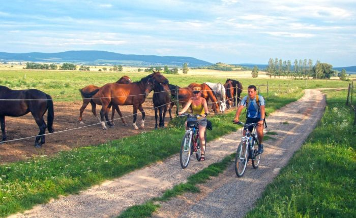 Self-guided cycling tour through Hungary - Culinary Delights Bike Tour