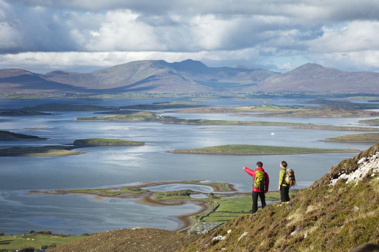 Self guided walking tour of Ireland's Western Way