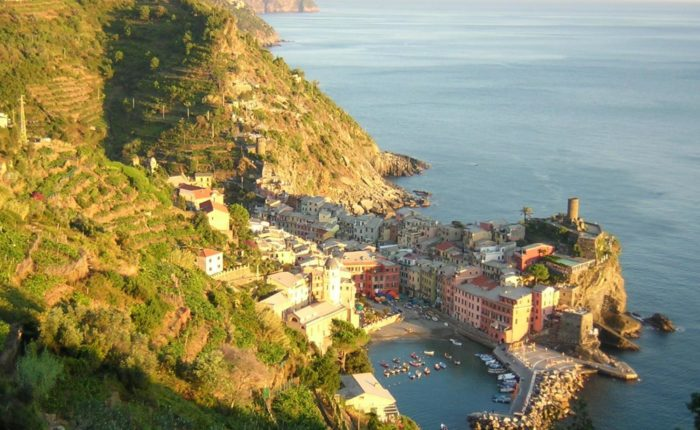 Self guided walking tour in Italy - Cinque Terre Hiking Tour