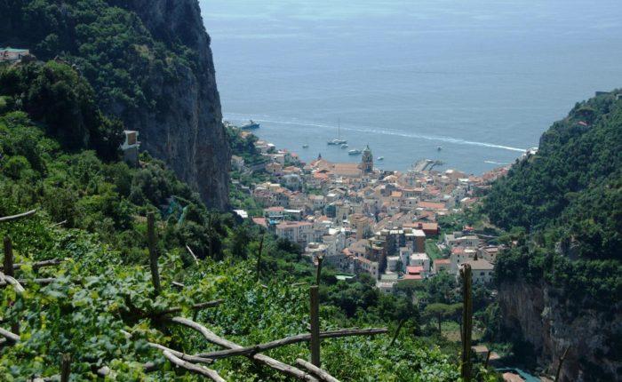 Self-guided Italy - Naples And Amalfi Coast Hiking Tour