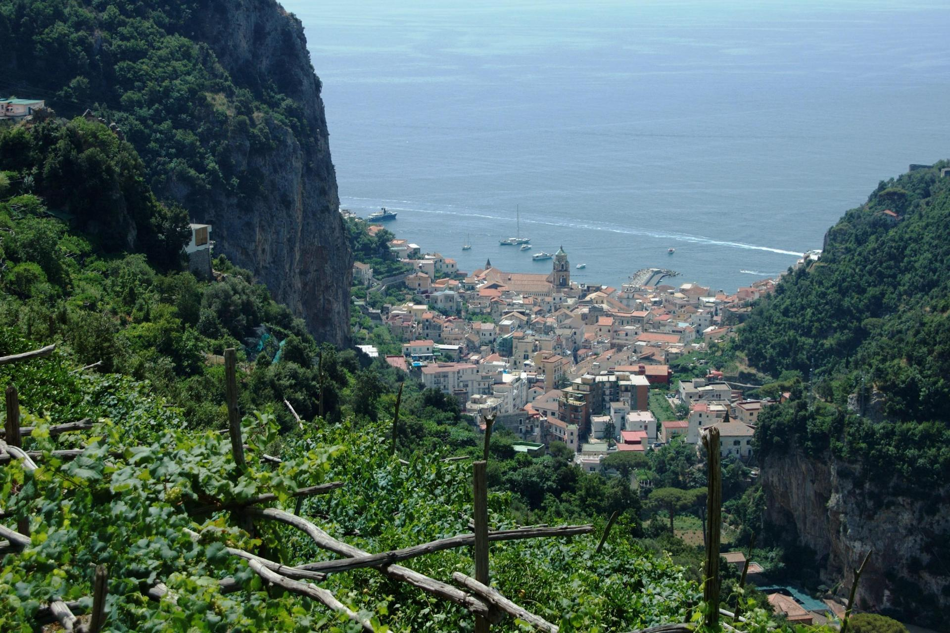 Self-guided Italy - Naples And Amalfi Coast Hiking Tour