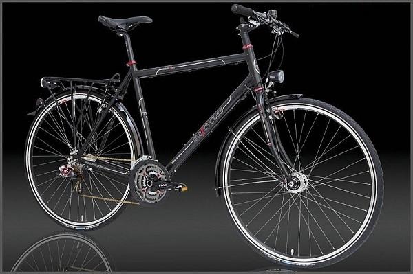 Barcelona Bike Tour Hybrid Rental