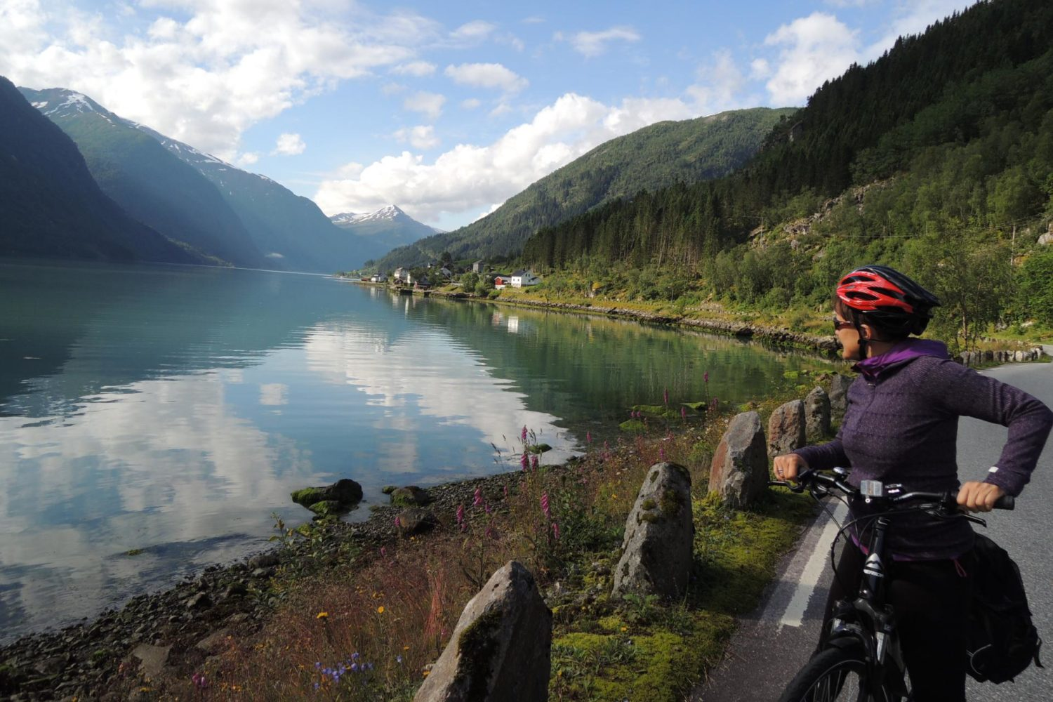 Self guided cycling tour in Norway - Fjord Country Bike Tour