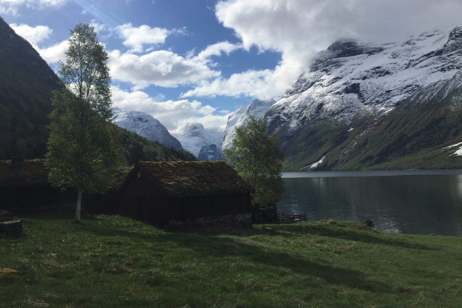 Incredible fjord views on this adventure!
