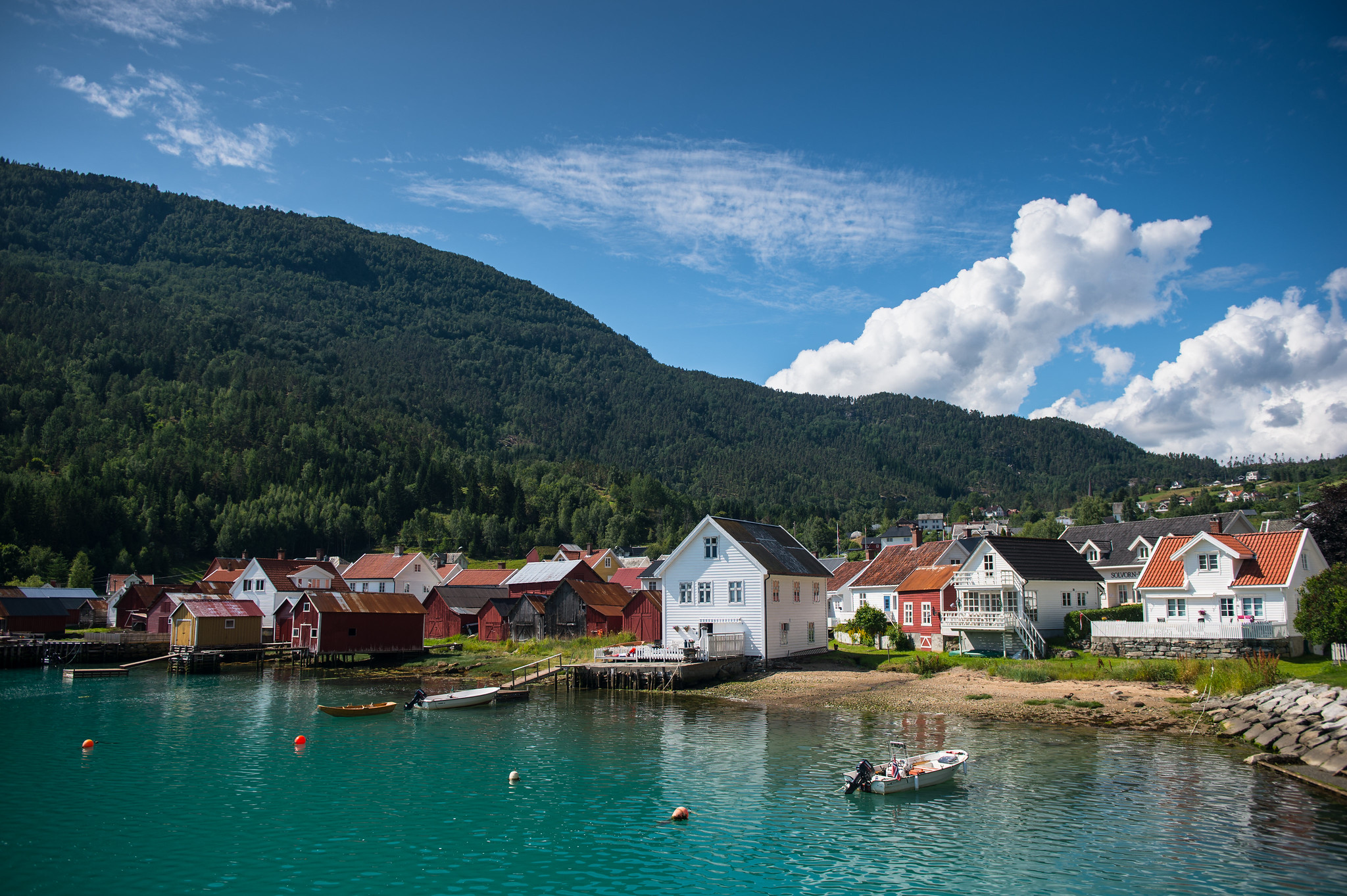 Active foodie - culinary tour in Norway fjord country