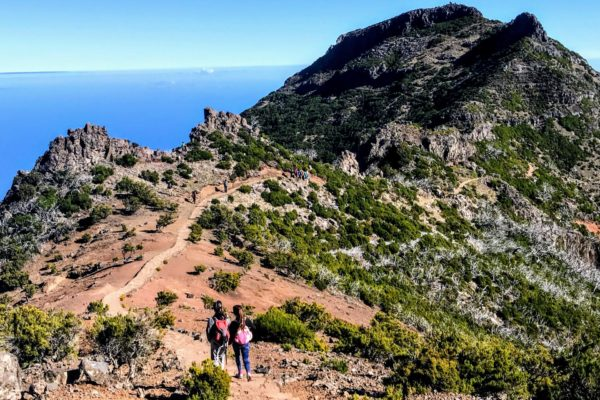 Self-guided hiking tour of Portugal's Madeira Island