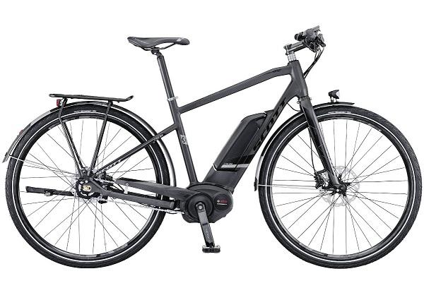 Scott or Leader Fox E bikes