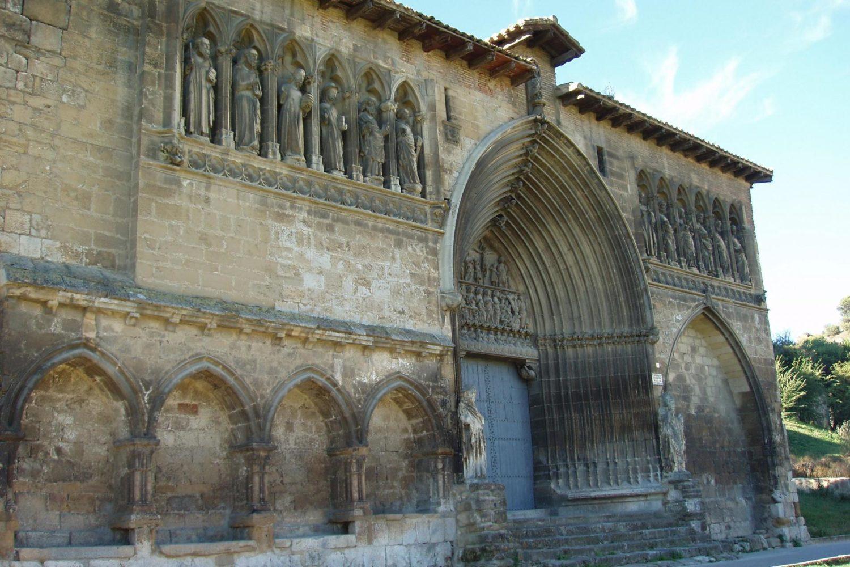 Self-guided hiking of El Camino de Santiago de Compostela, Spain: STAGE 1 Saint-Jean-Pied-De-Port
