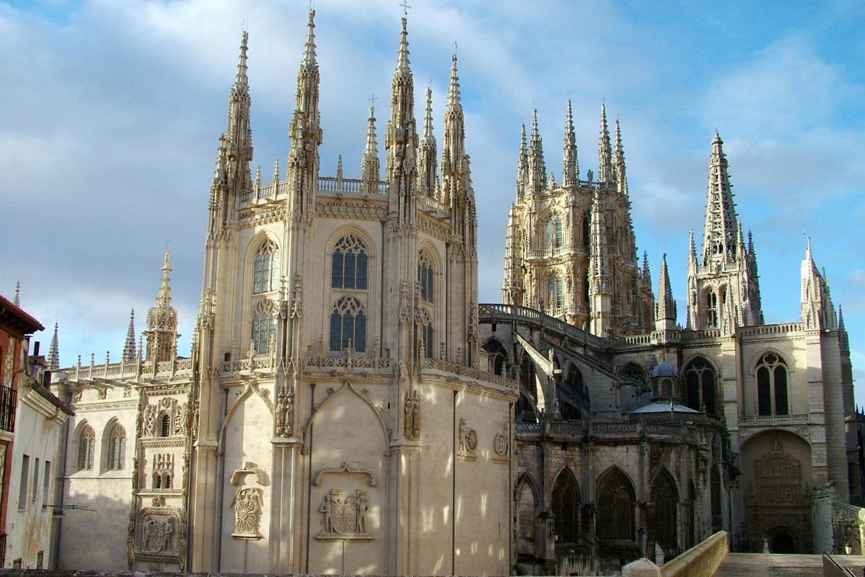 Self-guided hiking of El Camino de Santiago de Compostela, Spain: STAGE 2 Logroño To Burgos