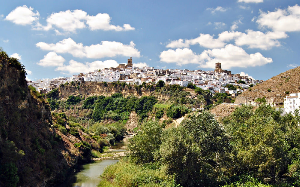 Self-guided cycling tour of Spain's Andalusia White Villages Biking Tour