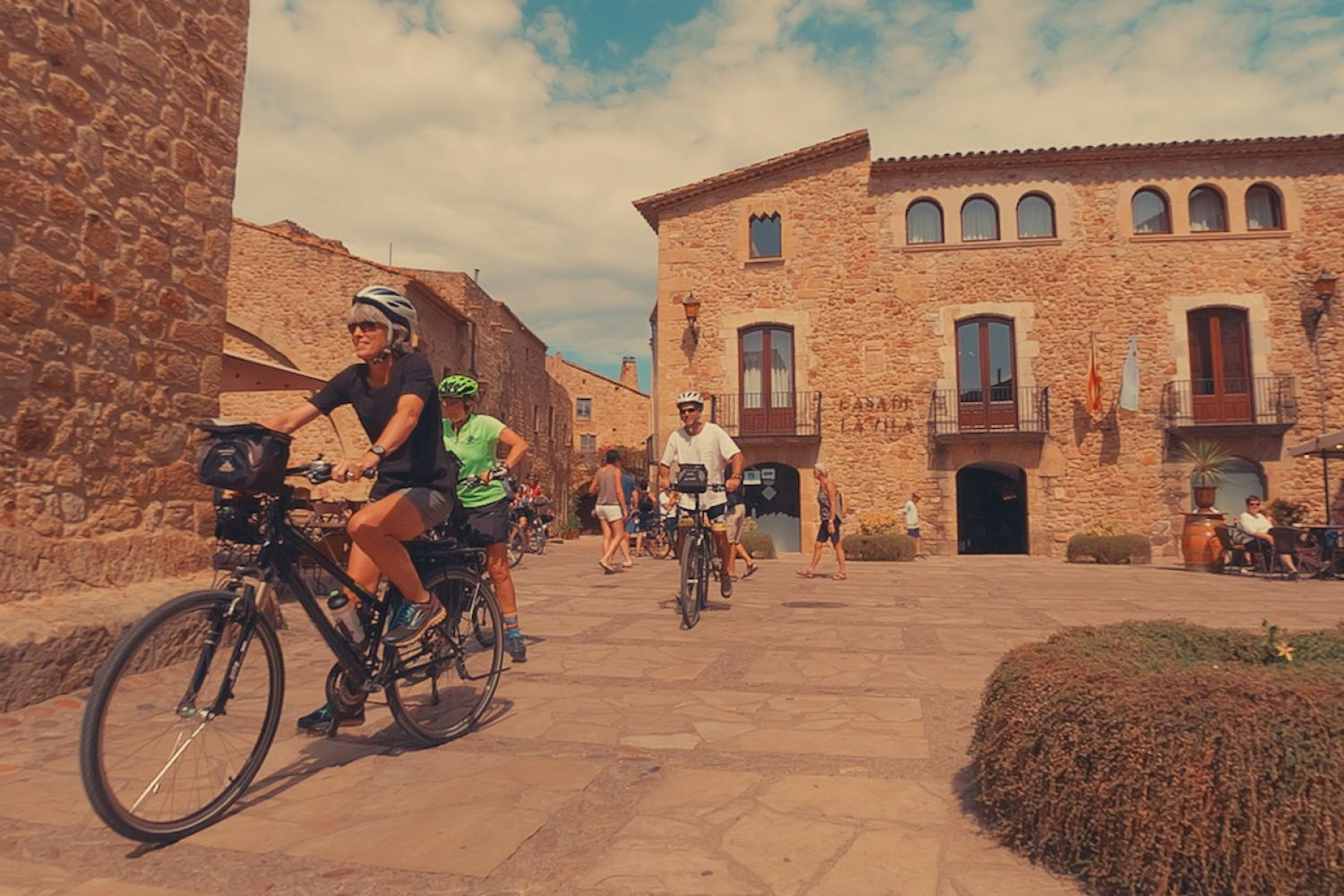 Self-guided cycling through Spain - Barcelona Bike & Foodie Escape