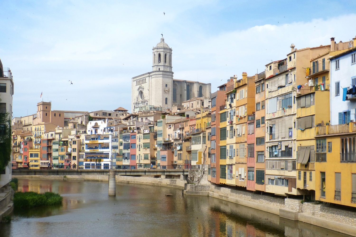Self guided tour of Costa Brava, Spain, starts in Barcelona and finishes in Girona
