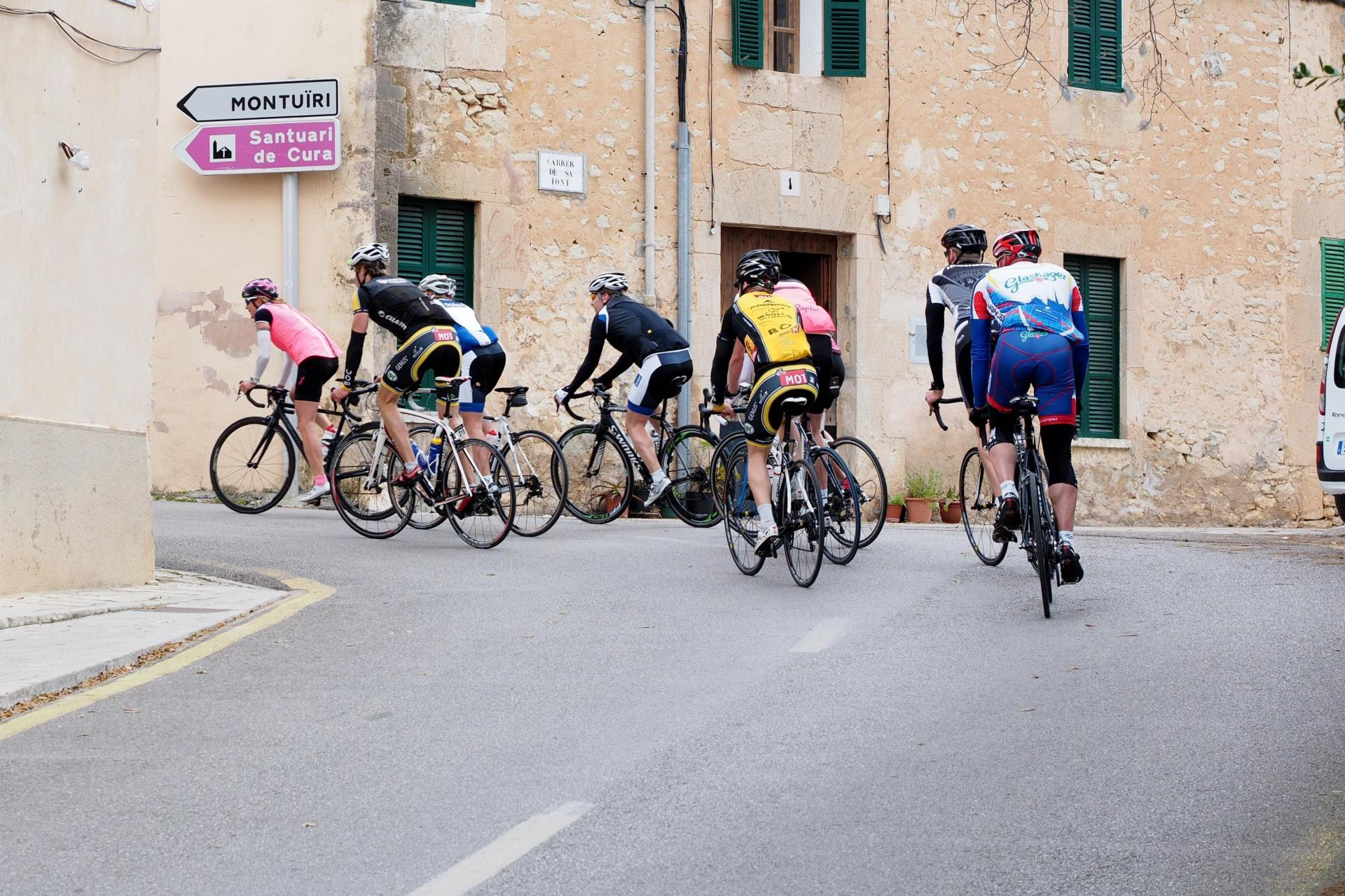 Self-guided cycling of Spain - Mallorca Road Bike Challenge Tour