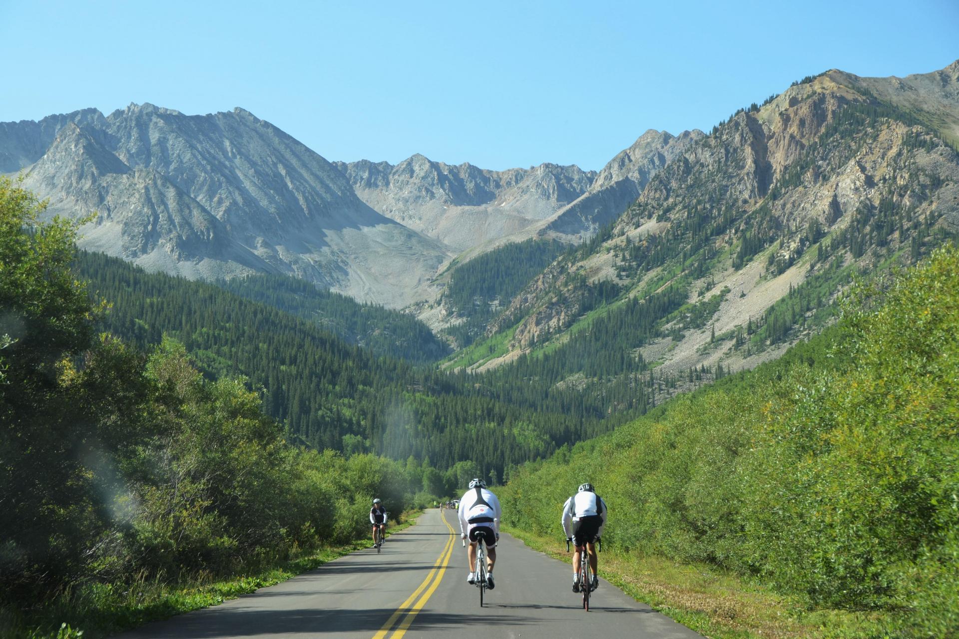 Colorado to Aspen Tour