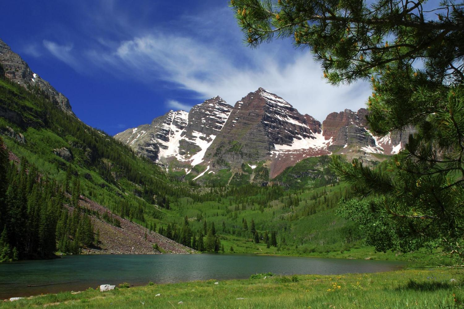 Rocky Mountains of Colorado family adventure tour