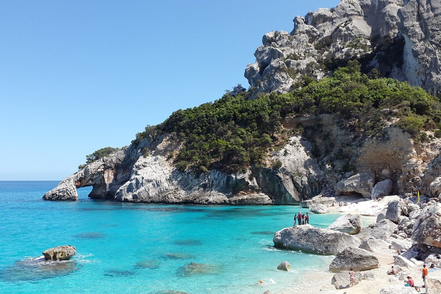 Crystal waters and beautiful beaches await you in Sardinia